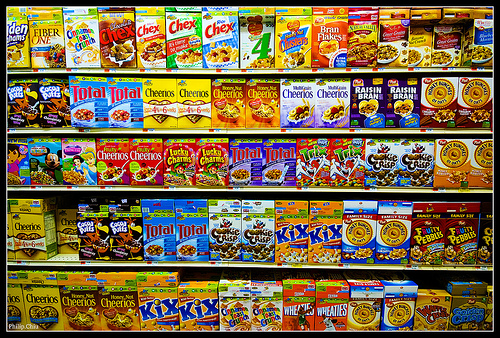 What cereals can i eat with type 2 diabetes