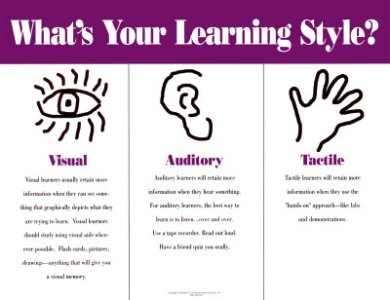 Learning-Styles-Posters