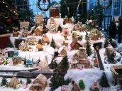 crazy gingerbread houses!!!