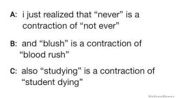 studying-is-a-contraction-of-student-dying